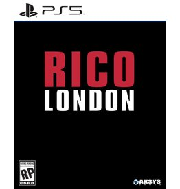 PS5 RICO LONDON (PS5)(NEW)  (PREORDER EXPECTED  July 30)