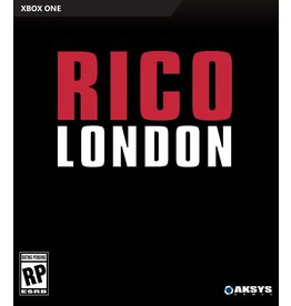 XBONE RICO LONDON (XBONE)(NEW)  (PREORDER EXPECTED  July 30)