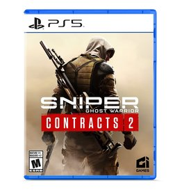 PS5 SNIPER GHOST WARRIOR CONTRACTS 2 (PS5)(NEW)  (PREORDER EXPECTED  June 04)