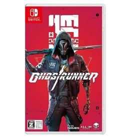 Switch GHOSTRUNNER (SWITCH)(NEW)  (PREORDER EXPECTED  June 29)