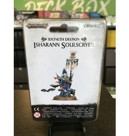 Age of Sigmar Isharann Soulscryer