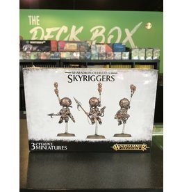 Age of Sigmar Endrinriggers / Skywardens