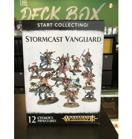 Age of Sigmar START COLLECTING! STORMCAST VANGUARD