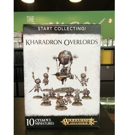 Age of Sigmar START COLLECTING! KHARADRON OVERLORDS
