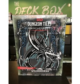 Dungeons & Dragons DND RPG DUNGEON TILES REINCARNATED - WILDERNESS