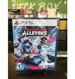 PS5 DESTRUCTION ALLSTARS (PS5)(NEW)