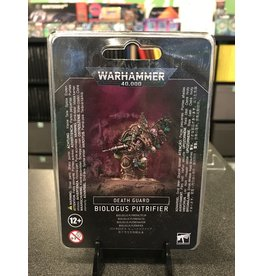 Warhammer 40K Biologus Putrifier