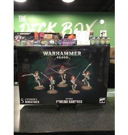 Warhammer 40K Howling Banshees