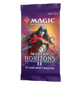 Booster Pack Modern Horizons 2 Booster Pack  (PREORDER EXPECTED JUNE 11)