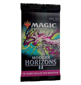 Booster Pack Modern Horizons 2 Collector Booster Pack  (PREORDER EXPECTED JUNE 11)