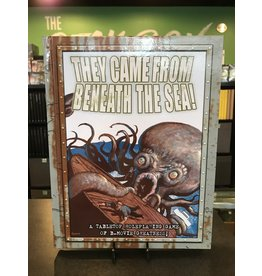 Role Playing Games THEY CAME FROM BENEATH THE SEA!