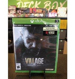 Xbox Scarlett RESIDENT EVIL VILLAGE  (XBSX)(NEW)