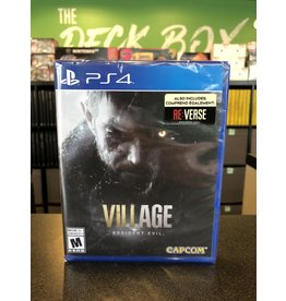 PS4 RESIDENT EVIL VILLAGE  (PS4)(NEW)