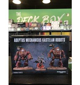 Warhammer 40K Kastelan Robots