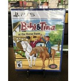 PS5 BIBI & TINA AT THE HORSE FARM (PS5)(NEW)