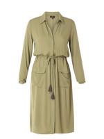 Yest KLASINSA DRESS 39851 SOFT ARMY