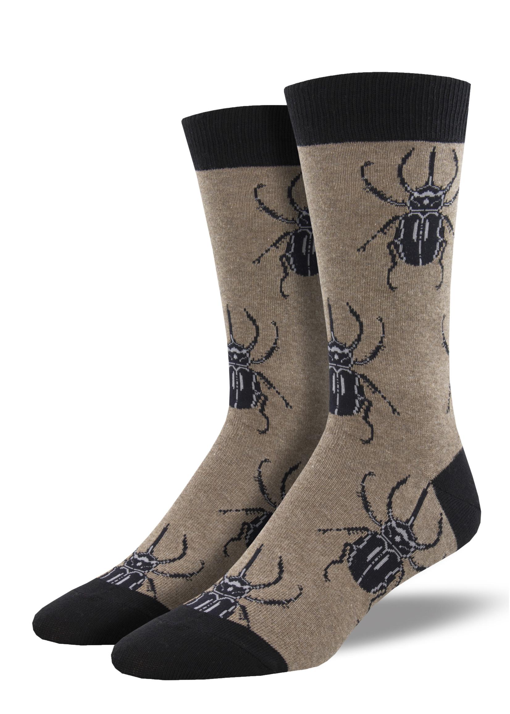 Socksmith Canada Inc MEN'S BEETLE MANIA SOCKS