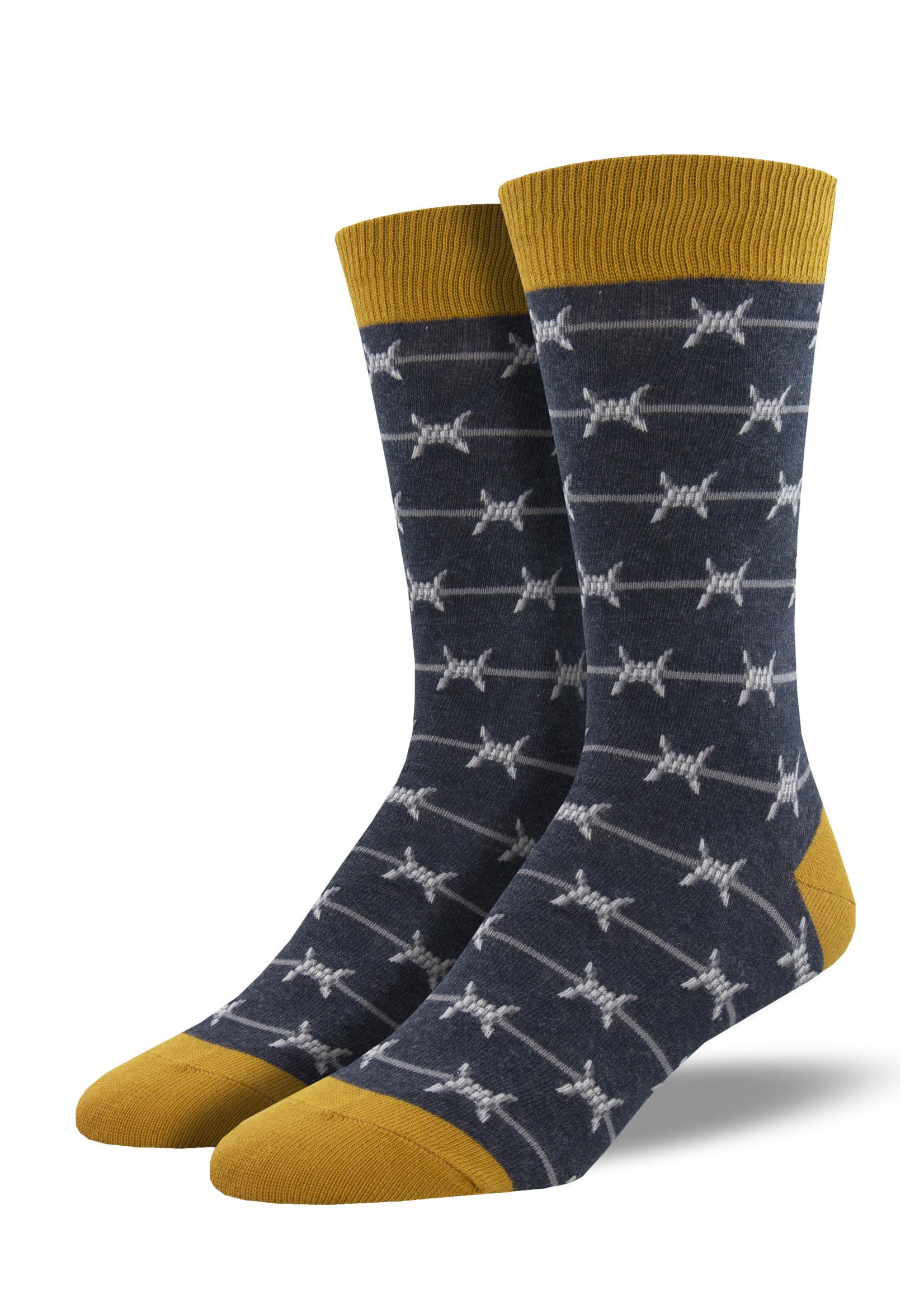 Socksmith Canada Inc MEN'S KEEP OUT SOCKS