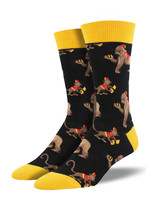 Socksmith Canada Inc MEN'S BANANAS  SOCKS MNC1628