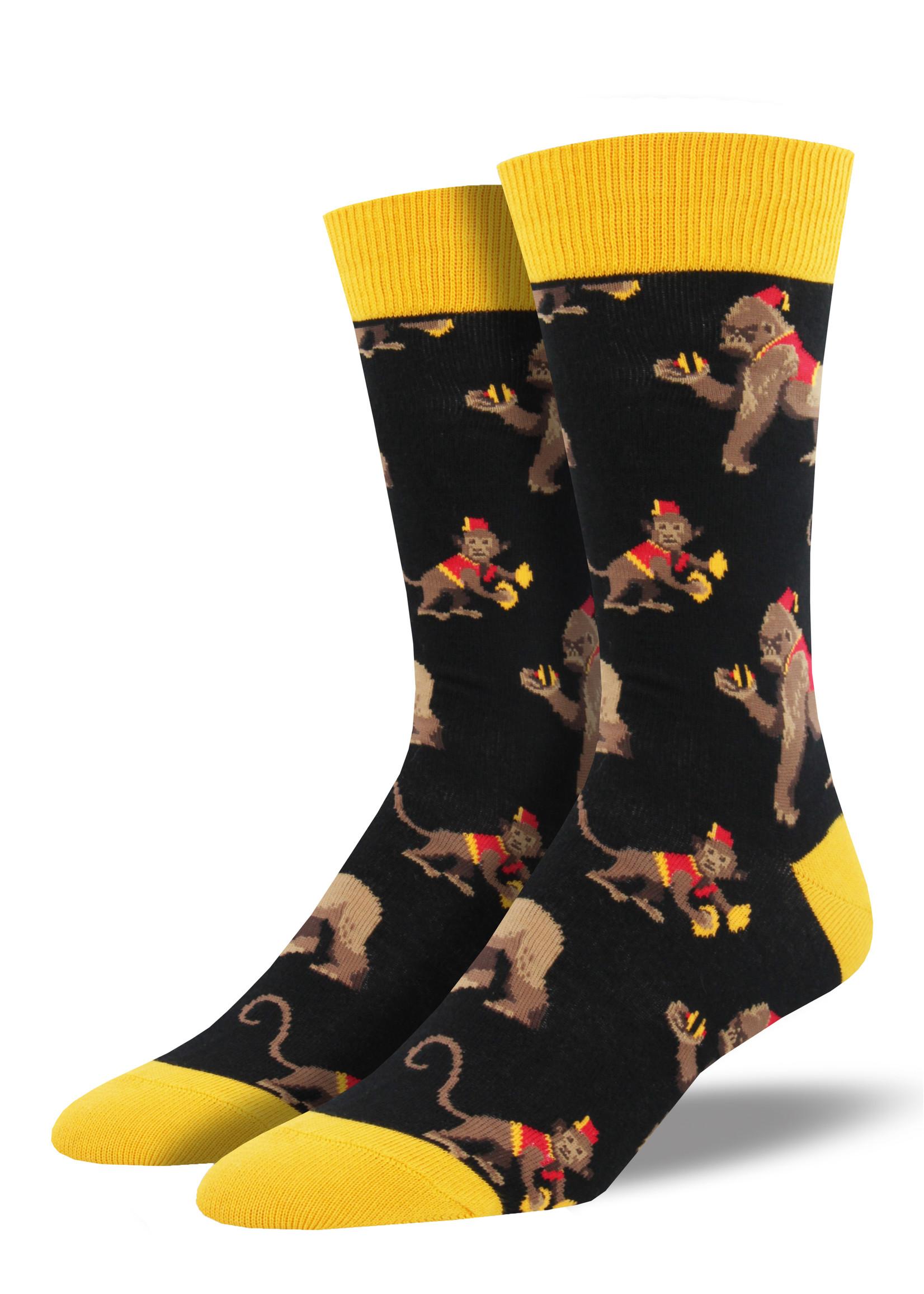 Socksmith Canada Inc MEN'S BANANAS  SOCKS
