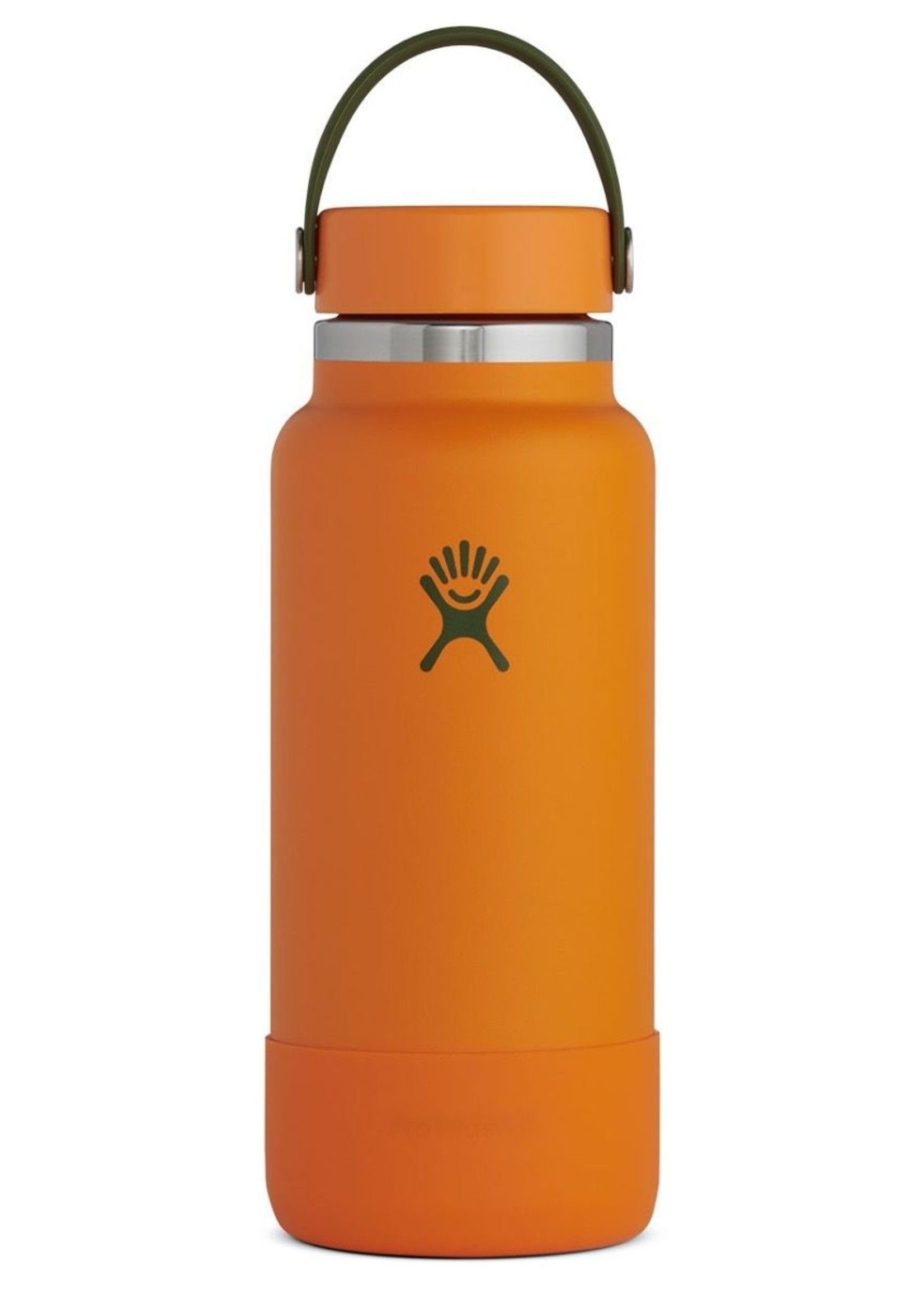 Hydro Flask 32 OZ WIDE MOUTH FLEX TIMBERLINE