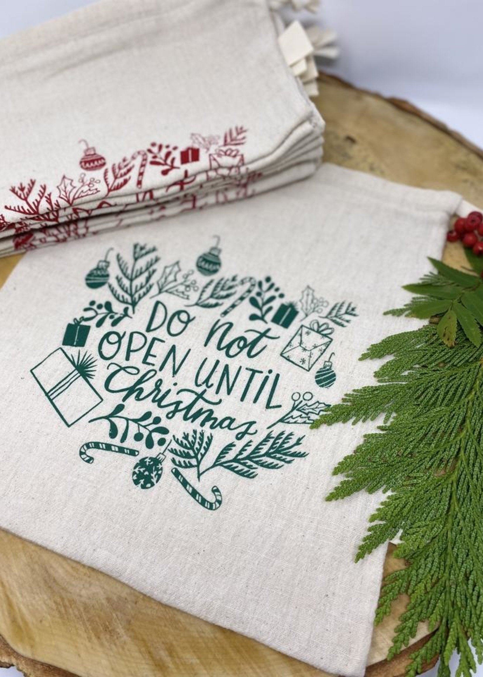 Your Green Kitchen CHRISTMAS GIFT BAG