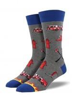 Socksmith Canada Inc MEN'S FIREFIGHTER SOCKS MNC813