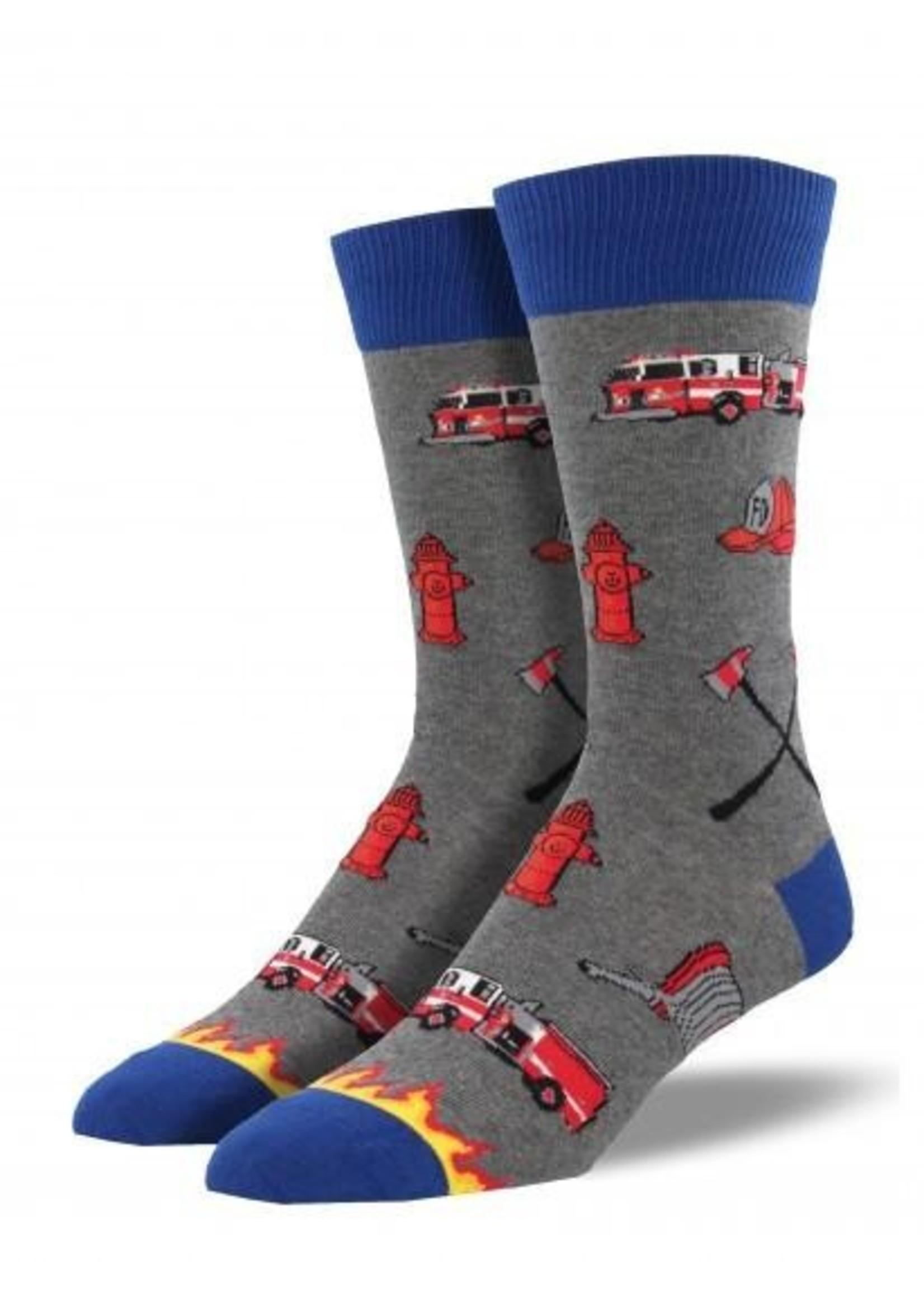 Socksmith Canada Inc MEN'S FIREFIGHTER SOCKS