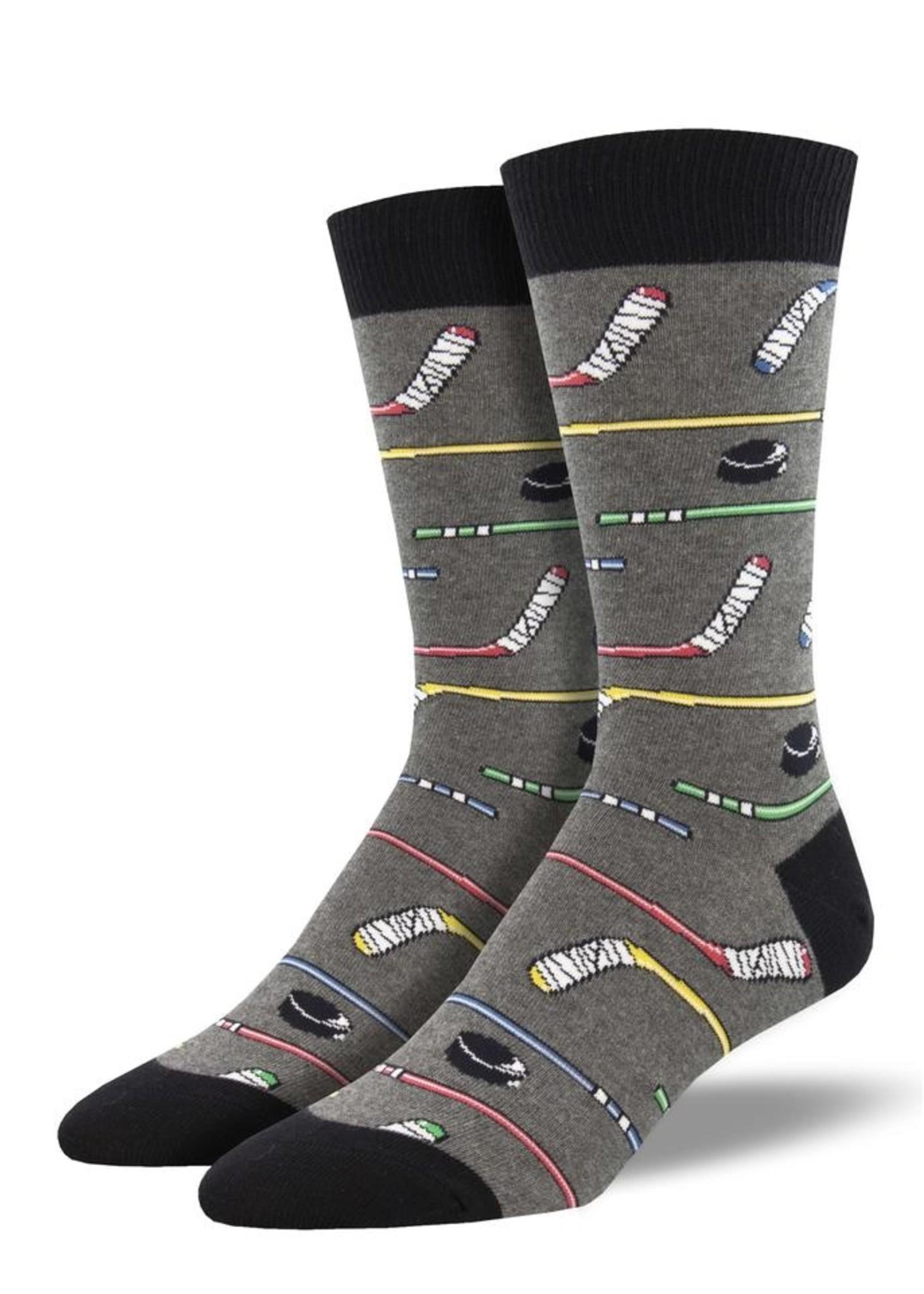 Socksmith Canada Inc MEN'S POWER PLAY SOCKS