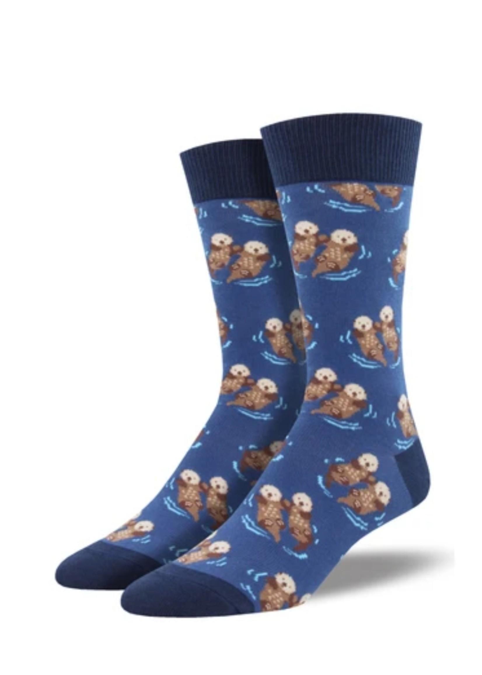 Socksmith Canada Inc MEN'S SIGNIFICANT OTTER SOCKS