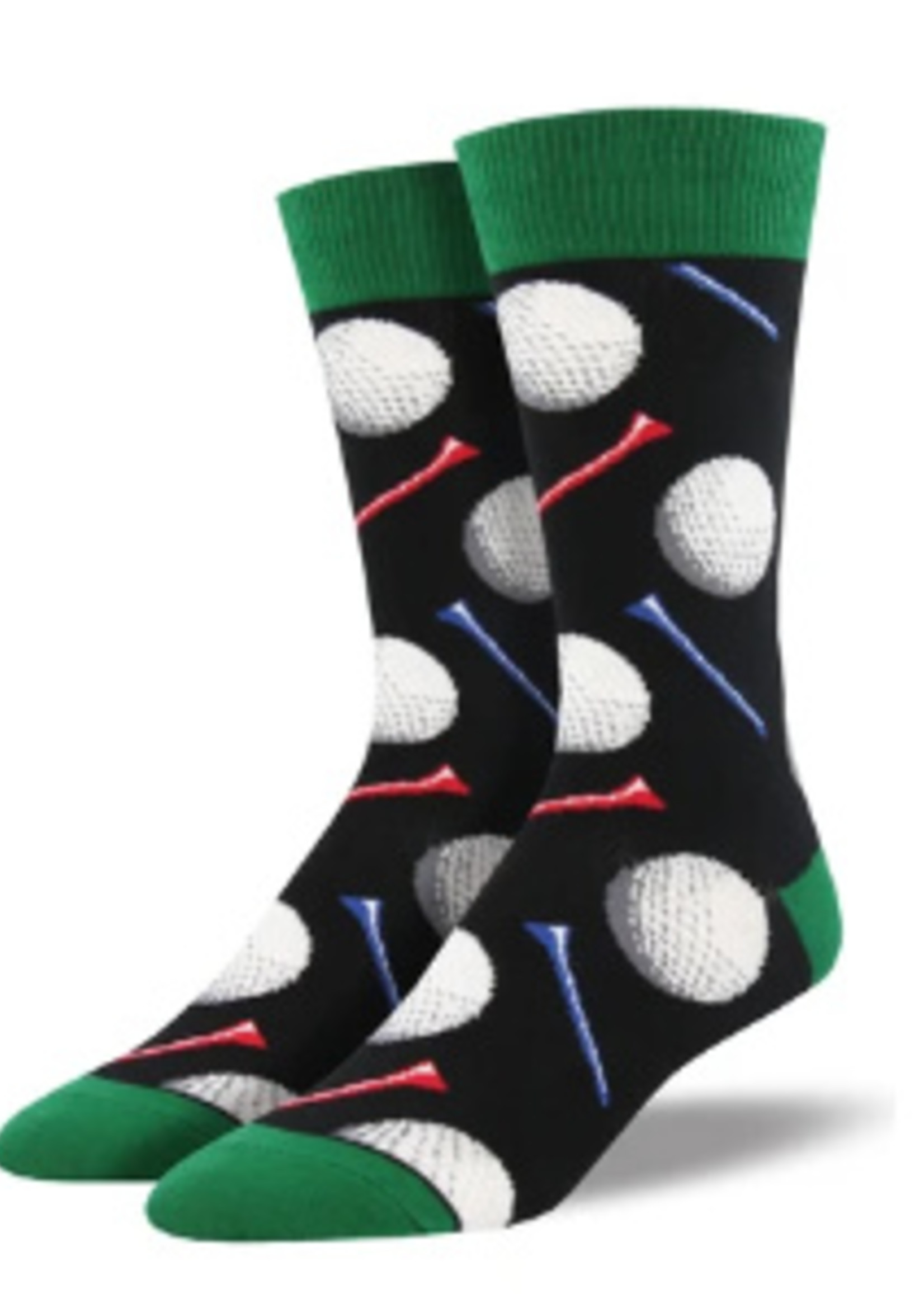 Socksmith Canada Inc MEN'S TEE IT UP SOCKS