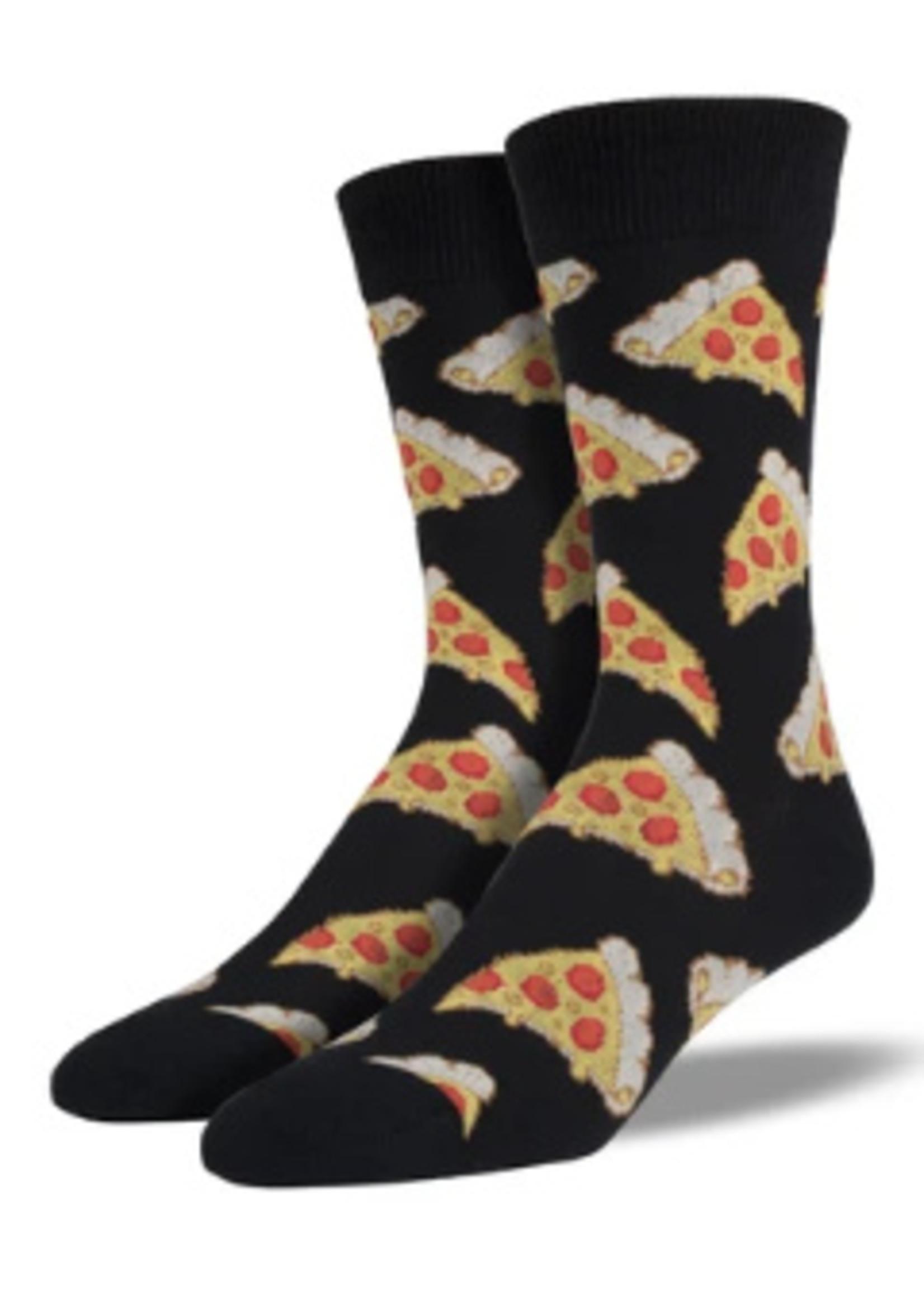 Socksmith Canada Inc MEN'S PIZZA SOCKS