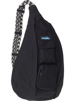 Kavu ROPE BAG 923 BLACK