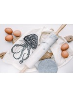 Your Green Kitchen JELLY FISH TEA TOWEL