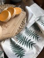 Your Green Kitchen FERN TEA TOWEL