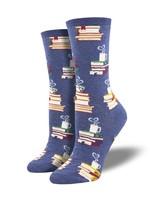 Socksmith Canada Inc WOMEN'S LOVE STORIES SOCKS WNC2137-BHT