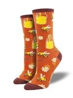 Socksmith Canada Inc WOMEN'S BEE MY HONEY WNC2271-BTO