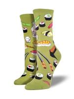 Socksmith Canada Inc WOMEN'S SUSHI SOCKS SSW1382-FRN