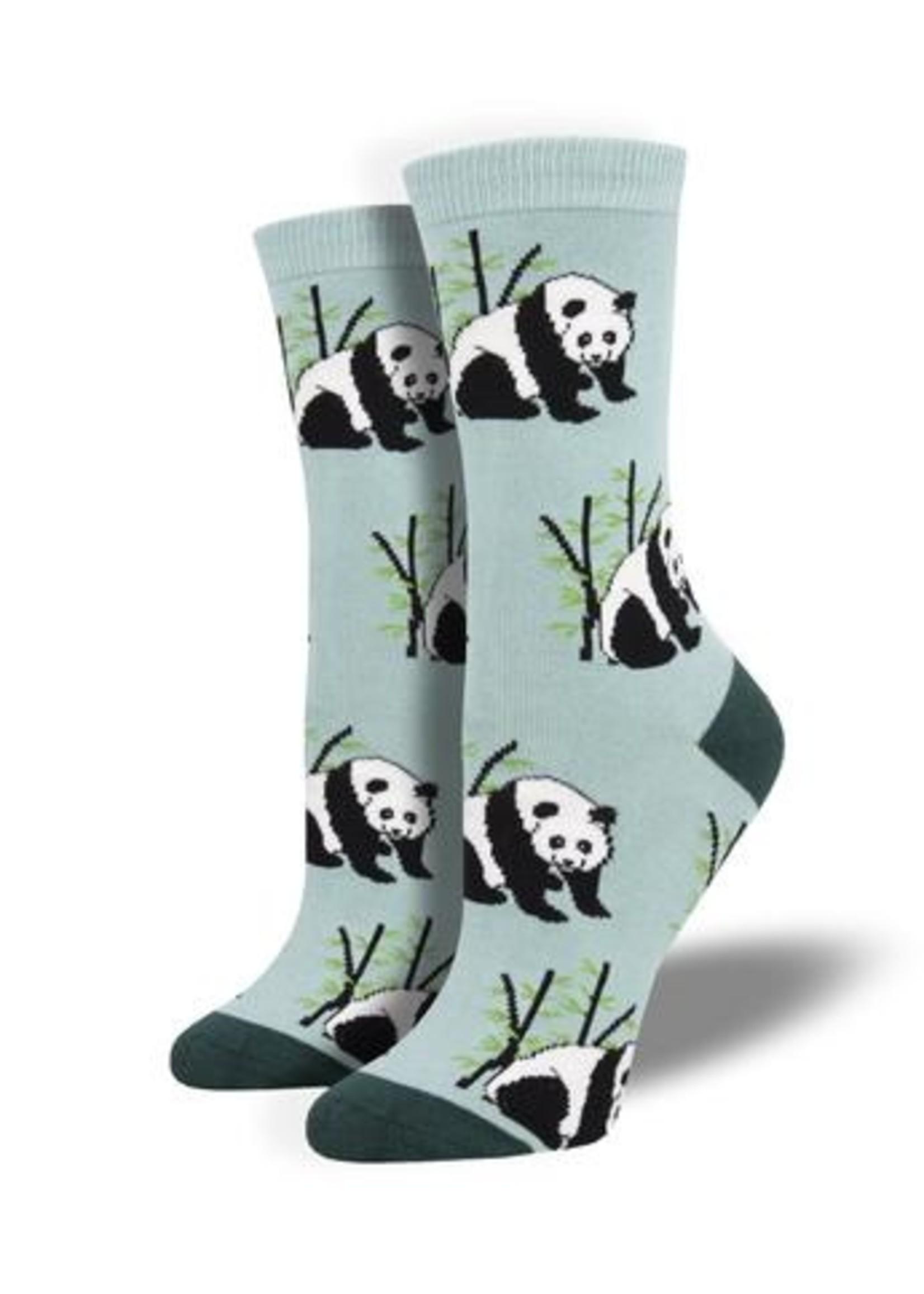 Socksmith Canada Inc WOMEN'S PANDA BEAR SOCKS