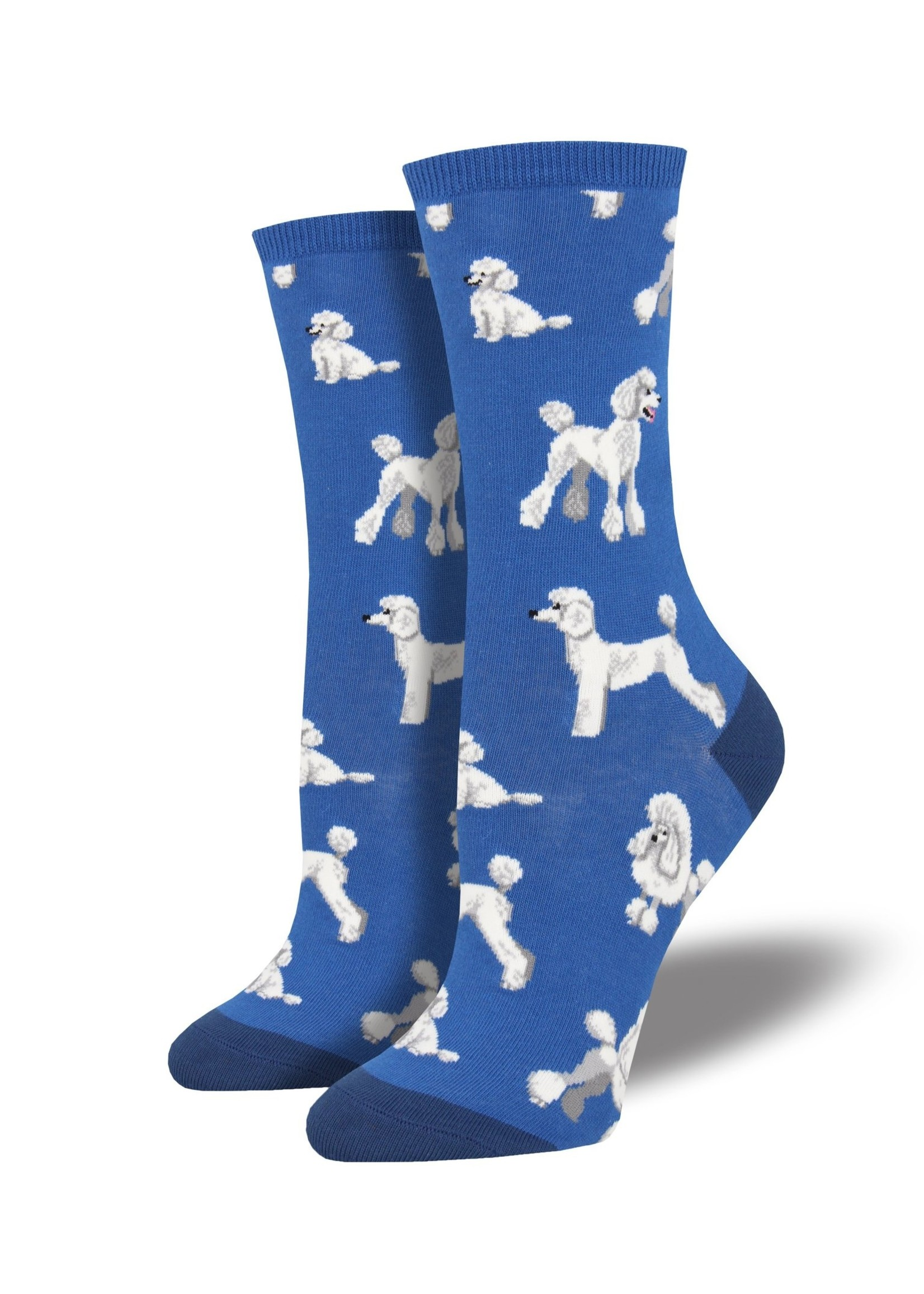 Socksmith Canada Inc WOMEN'S OODLES OF POODLES  SOCKS