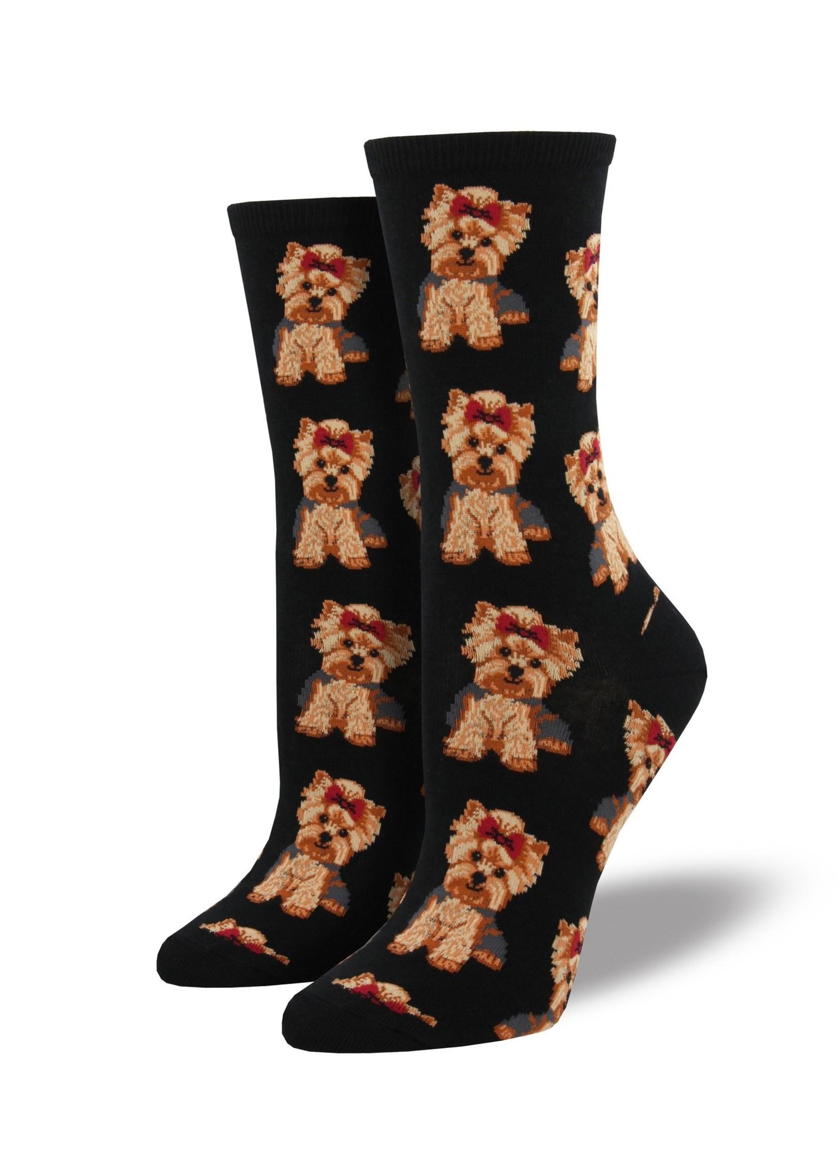 Socksmith Canada Inc WOMEN'S YORKIES SOCKS