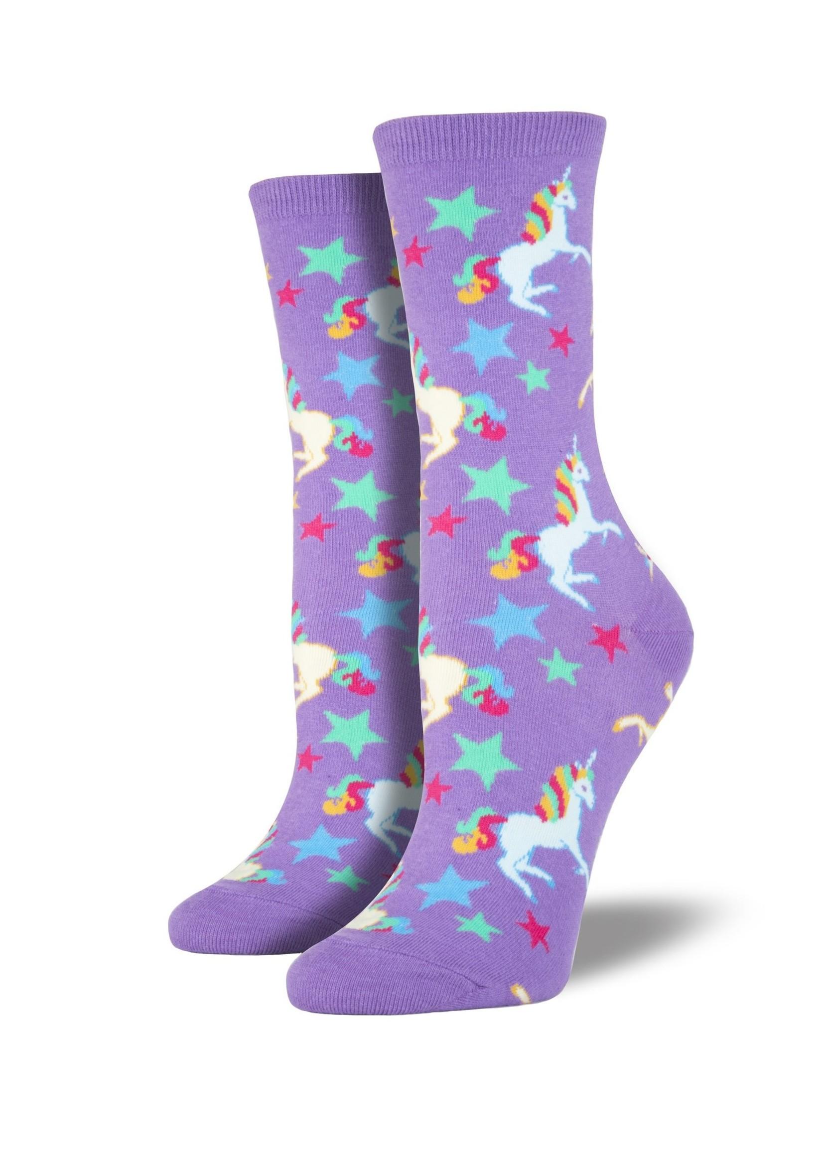 Socksmith Canada Inc WOMEN'S UNICORN SOCKS
