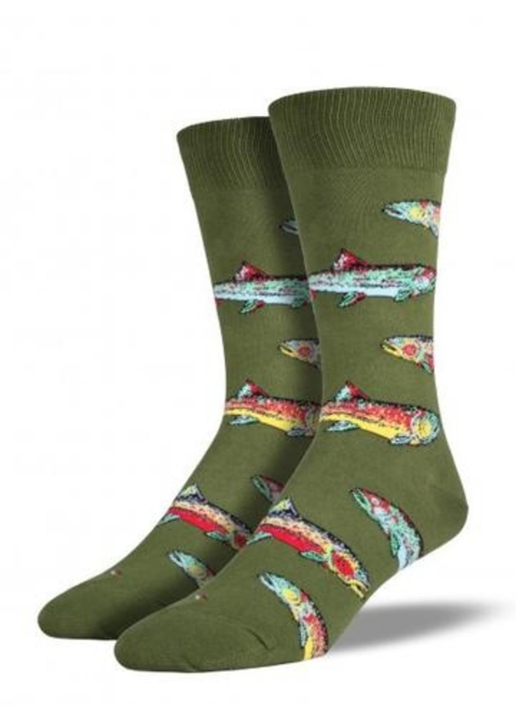 Socksmith Canada Inc MEN'S TROUT SOCKS