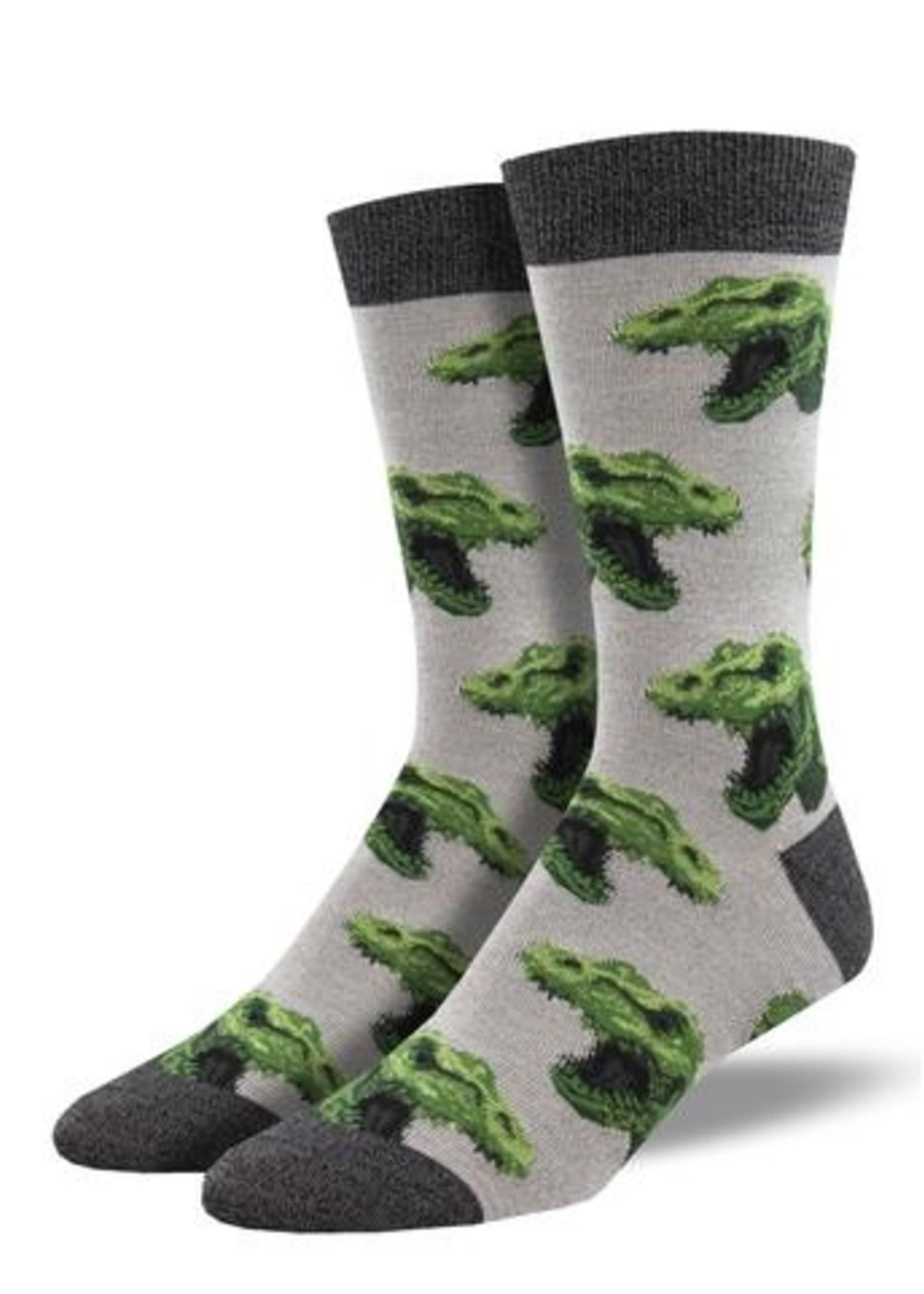 Socksmith Canada Inc MEN'S REX YOUR MUSCLES SOCKS