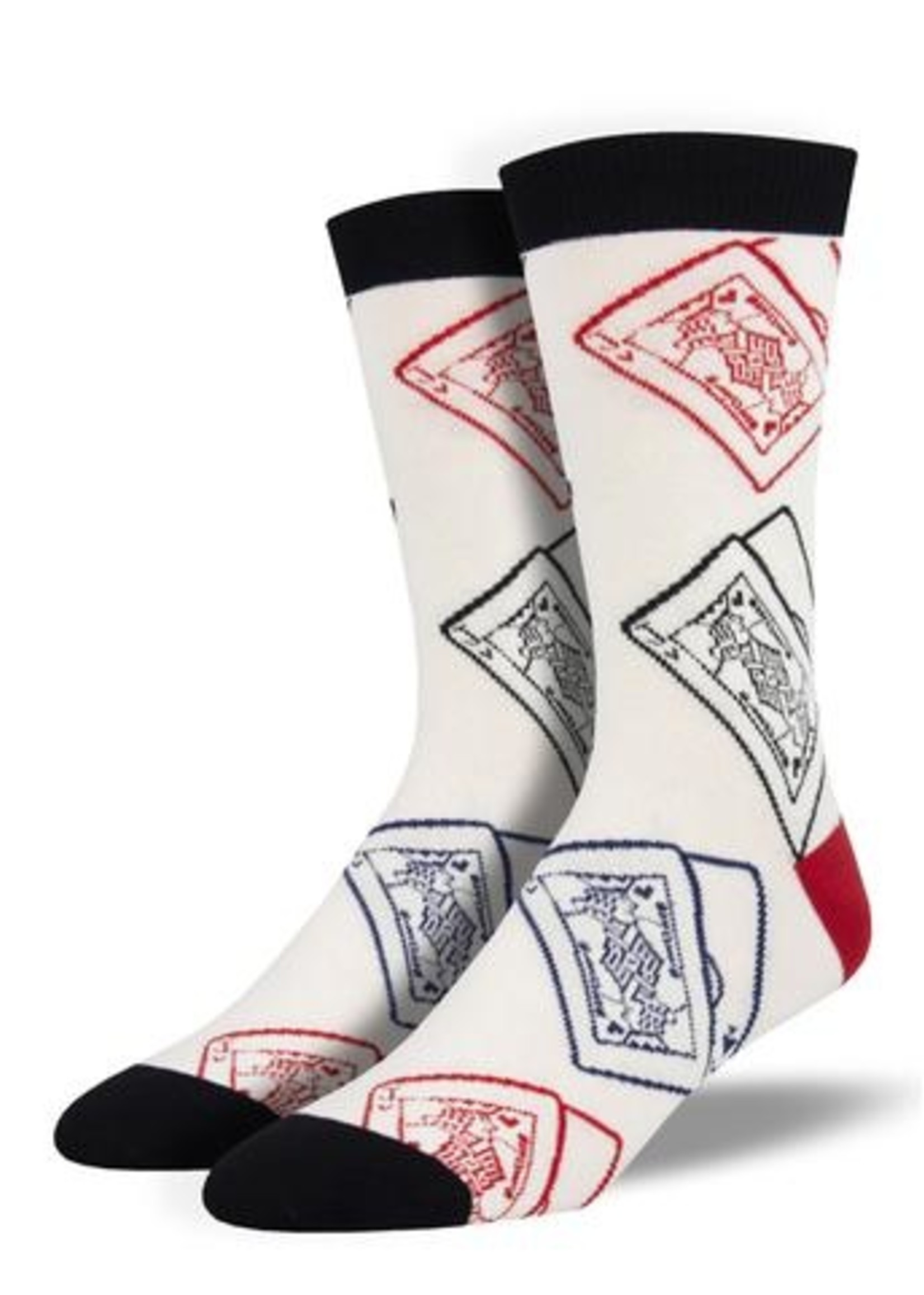 Socksmith Canada Inc WOMEN'S BLACK JACK SOCKS