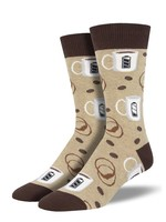 Socksmith Canada Inc MEN'S REFUEL SOCKS  MNC1856-HEM