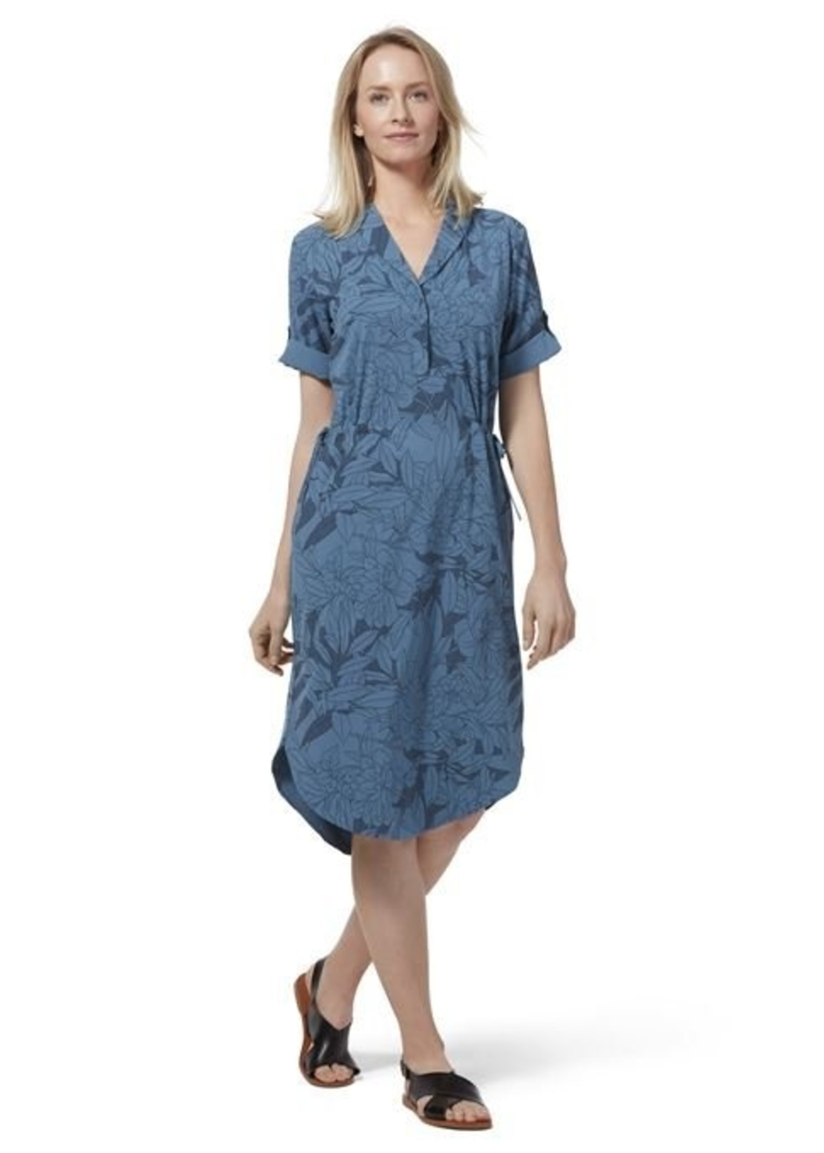 Royal Robbins WOMEN'S SPOTLESS TRAVELER DRESS SS