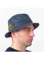 HATMAN BILBERRY WAX HAT
