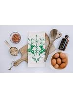 Your Green Kitchen REINDEER, TEA TOWEL