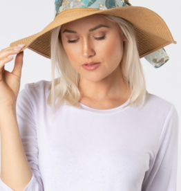 Simply Noelle Simply Noelle IB Sunhat with Scarf